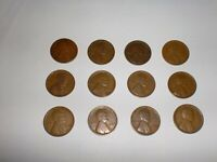 USA COIN LOT OF  12