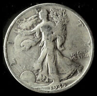 1935-D WALKING LIBERTY 90 SILVER HALF SHIPS FREE. BUY 5 FOR $2 OFF
