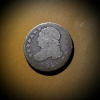 1814 10C CAPPED BUST DIME BETTER DATE