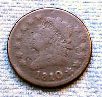 1810/09 LARGE CENT NICE LC40