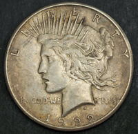 1922 S UNITED STATES OF AMERICA. LARGE SILVER
