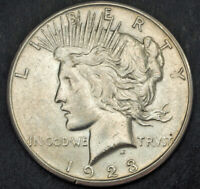 1923 S UNITED STATES OF AMERICA. LARGE SILVER