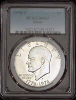 1976 S UNITED STATES. CERTIFIED SILVER