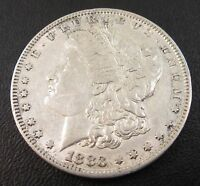 1883 P MORGAN SILVER DOLLAR ONE 1 $