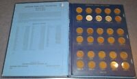 COMPLETE SET 1941-1961 PDS LINCOLN WHEAT & MEMORIAL PENNY CENT SET