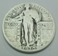 1930 P STANDING LIBERTY QUARTER  90 SILVER  FAIR OR BETTER  SHIPS FREE