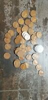 1919  ROLL OF LINCOLN WHEAT PENNIES