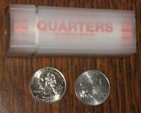 2006 D NEBRASKA STATE QUARTERS ROLL   UNC   BANK ROLLED   40