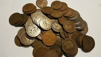 GREAT BRITAIN 100 PENNIES 1902   1967 INCLUDES 1912H 1918H 1