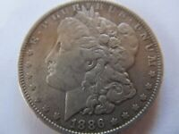 1886-O MORGAN SILVER DOLLAR VF NEW ORLEANS MINT  BETTER DATE