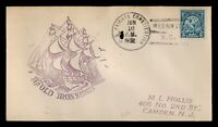 DR WHO 1932 US FRIGATE CONSTITUTION NAVY SHIP WASHINGTON DC