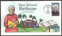 2137 MARY MCLEOD BETHUNE COLLINS FDC