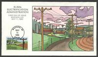 2144 RURAL ELECTRIFICATION ADMINISTRATION COLLINS FDC