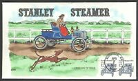 2132 STANLEY STREAMER COLLINS FDC