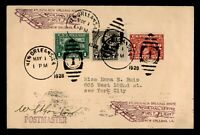 DR WHO 1928 NEW ORLEANS LA FIRST FLIGHT AIR MAIL C205035