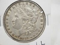 1891 MORGAN US SILVER DOLLAR  1157