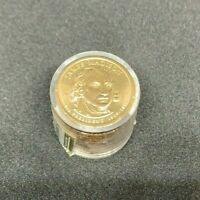 JAMES MADISON PRESIDENTIAL DOLLAR COIN ROLL OF 12 UNCIRCULATED DANBURY MINT