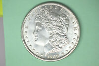 1903 MORGAN DOLLAR- CHOICE DETAILS/ LUSTER. FROM LOCAL COLLECTION.