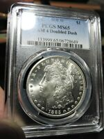 1885-CC ---PCGS MINT STATE 65---VAM 4, HOT 50---SUPER