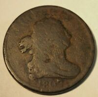 1807 HALF CENT - LATE STATE- 1/2 C- 236