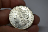 1904-O MORGAN DOLLAR-  DETAILS/ LUSTER.   FROM LOCAL AUCTION