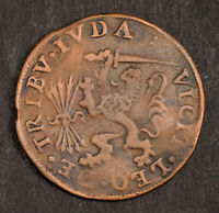 1578 NETHERLANDS. NICE COPPER