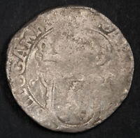 165? NETHERLANDS KAMPEN. SILVER LION DAALDER  DOG DOLLAR  COIN. DAMAGED G