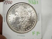 1900 MORGAN DOLLAR  3331