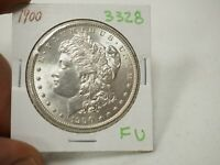 1900 MORGAN DOLLAR  3328