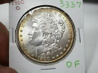 1900-O MORGAN DOLLAR  3337