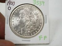 1900-O MORGAN DOLLAR  3339