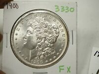 1900 MORGAN DOLLAR  3330