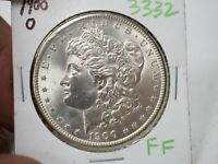1900-O MORGAN DOLLAR  3332