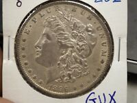 1896-O MORGAN SILVER DOLLAR 202