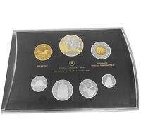 2013 FINE SILVER PROOF SET  7 COINS  100TH ANNIVERSARY ROYAL