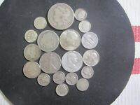 $5 FACE VALUE LOT OF 90  SILVER US COINS MIXED VARIETY
