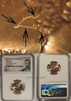 2019 W LINCOLN SHIELD CENT 1C NGC MS 69 RD OBVERSE STRUCK TH