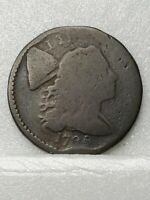 1794 FLOWING HAIR LARGE CENT HEAD OF 1794