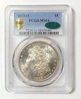 MORGAN SILVER DOLLAR 1893 O PCGS MINT STATE 64  CAC