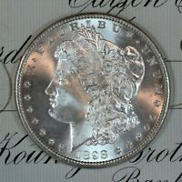 1898-O  CHOICE - GEM BU MS MORGAN SILVER DOLLAR  FRESH FROM ORIGINAL ROLL