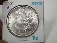 1898 O MORGAN DOLLAR  3930