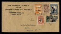 DR WHO PORTUGUESE ANGOLA OVPT US CONSULATE DIPLOMATIC MAIL T
