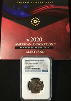 2020 S NGC PF70 MD TELESCOPE INNOVATION DOLLAR REVERSE PROOF
