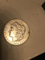 1879-S REVERSE OF 1878 MORGAN SILVER DOLLAR COIN BU PROOF LIKE   MAKE OFFER
