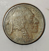 1913 P TYPE 1 BUFFALO NICKEL  AUCTION  AU  ? FULL HORNS. DETAILED WOW