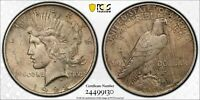 1922 P PEACE DOLLAR VAM-5B TDR WING BREAK PCGS MINT STATE 62 R-7