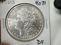 1903 MORGAN DOLLAR  4071