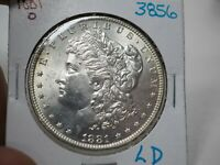 1881O MORGAN DOLLAR  3856