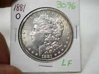 1881-O MORGAN SILVER DOLLAR 90 SILVER $1 COIN  3096