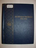 BUFFALO NICKEL SET/COLLECTION  60  COINS 1913 1938 IN A WHIT